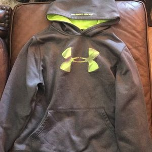 Under Armour Youth XL hoodie.